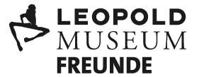Logo: Leopold Museum - Freunde